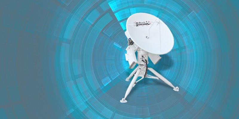 Radar banda-X compacto