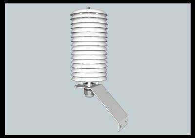 Modelo dezesseis pratos, com grampo U DN40 e suporte V - S2160-1640