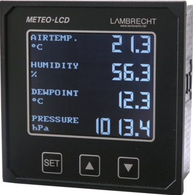 Meteo LCD