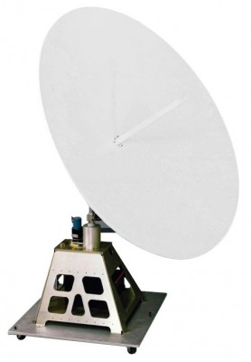 Radar Meteorológico Banda-C Estado Sólido