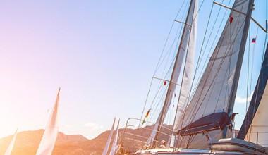 Navegando com o vento